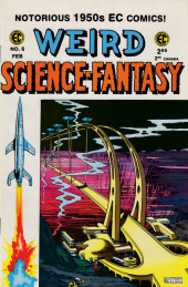 Weird Science-Fantasy / Incredible Science Fiction (1992) -6- Weird Science-Fantasy 28 (1955)