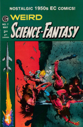 Weird Science-Fantasy / Incredible Science Fiction (1992) -7- Weird Science-Fantasy 29 (1955)