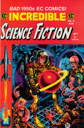 Weird Science-Fantasy / Incredible Science Fiction (1992) -8- Incredible Science Fiction 30 (1955)