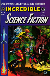 Weird Science-Fantasy / Incredible Science Fiction (1992) -9- Incredible Science Fiction 31 (1955)