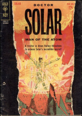 Doctor Solar, Man of the Atom (1962) -2- Doctor Solar, Man of the Atom