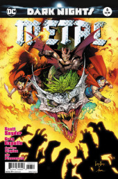 Dark Nights: Metal (2017) -6- Issue #6