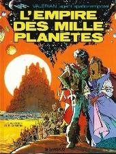 Valérian -2c1984- L'empire des mille planètes