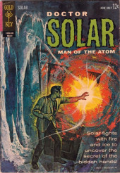 Doctor Solar, Man of the Atom (1962) -3- Doctor Solar, Man of the Atom