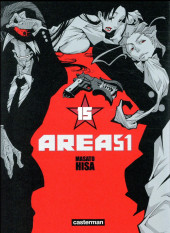 Area 51 -15- Tome 15