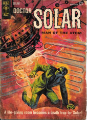 Doctor Solar, Man of the Atom (1962) -4- Doctor Solar, Man of the Atom