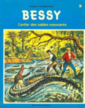 Bessy -83- L'enfer des sables mouvants