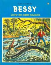 Bessy -83- L'enfer des sables mouvants