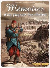 Mémoires d'un paysan bas-breton -2- Le soldat