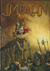 Merlin (Istin/Lambert) -8a- L'aube des armes