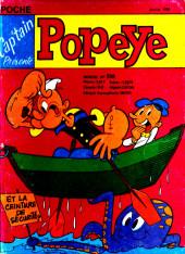 Popeye (Cap'tain présente) -208- La puce à l'oreille