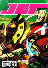 Jet Logan (puis Jet) -42- Hallali