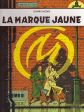 Blake et Mortimer -6a96- La marque jaune