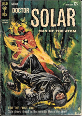 Doctor Solar, Man of the Atom (1962) -5- Doctor Solar, Man of the Atom