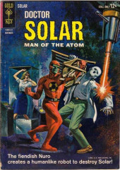 Doctor Solar, Man of the Atom (1962) -6- Doctor Solar, Man of the Atom