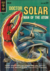 Doctor Solar, Man of the Atom (1962) -7- Doctor Solar, Man of the Atom