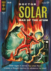 Doctor Solar, Man of the Atom (1962) -8- Doctor Solar, Man of the Atom