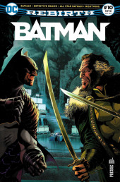 Batman Rebirth (DC Presse) -10- Tome 10