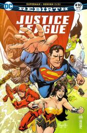 Justice League Rebirth (DC Presse) -10- Superman : Reborn (1/3)