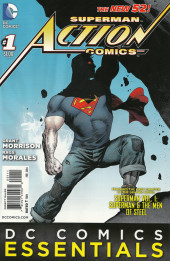 Action Comics (2011) -Ess- Superman versus the city of tomorrow