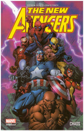 New Avengers (The) (Marvel Deluxe - 2007) -1c15- Chaos