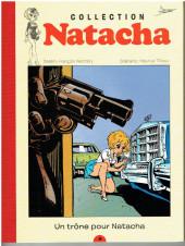 Natacha - La Collection (Hachette) -4- Un trône pour Natacha