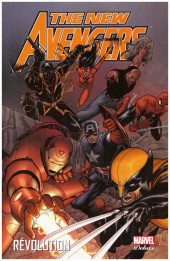 New Avengers (The) (Marvel Deluxe - 2007) -3a13- Révolution