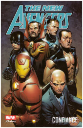 New Avengers (The) (Marvel Deluxe - 2007) -4a13- Confiance