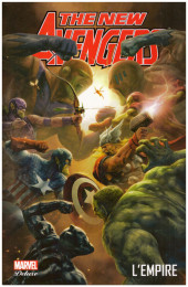 New Avengers (The) (Marvel Deluxe - 2007) -5a13- L'empire