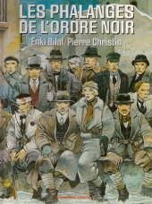 Les phalanges de l'ordre noir -e1998- Les Phalanges de l'Ordre Noir