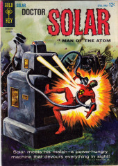 Doctor Solar, Man of the Atom (1962) -9- Doctor Solar, Man of the Atom
