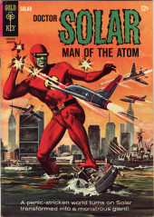 Doctor Solar, Man of the Atom (1962) -10- Doctor Solar, Man of the Atom