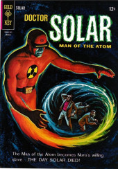 Doctor Solar, Man of the Atom (1962) -11- The Day Solar Died!