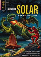 Doctor Solar, Man of the Atom (1962) -13- Doctor Solar, Man of the Atom