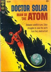 Doctor Solar, Man of the Atom (1962) -16- Doctor Solar, Man of the Atom