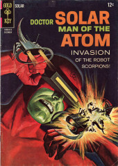 Doctor Solar, Man of the Atom (1962) -18- Invasion of the Robot Scorpions