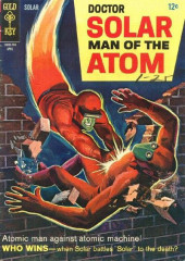 Doctor Solar, Man of the Atom (1962) -19- Doctor Solar, Man of the Atom