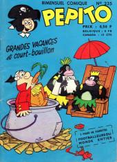 Pepito (1re Série - SAGE) -235- Grandes vacances et court-bouillon