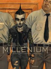 Millénium -INT3- La reine dans le palais des courants d'air