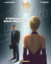 XIII -24a2017- L'héritage de Jason Mac Lane