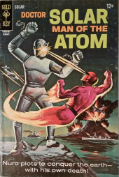 Doctor Solar, Man of the Atom (1962) -22- Doctor Solar, Man of the Atom
