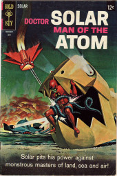 Doctor Solar, Man of the Atom (1962) -24- Doctor Solar, Man of the Atom