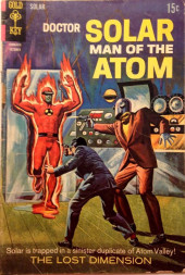 Doctor Solar, Man of the Atom (1962) -25- The Lost Dimension