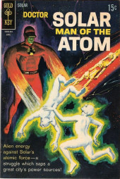 Doctor Solar, Man of the Atom (1962) -27- Doctor Solar, Man of the Atom