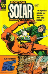 Doctor Solar, Man of the Atom (1962) -30- Doctor Solar, Man of the Atom/Magnus, Robot Fighter