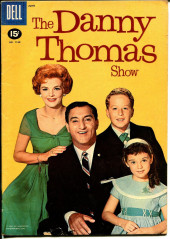 Four Color Comics (Dell - 1942) -1180- The Danny Thomas Show