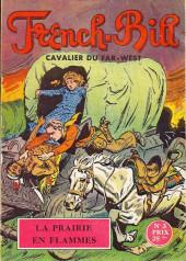 French-Bill (Cavalier du far-west) -3- La prairie en flammes