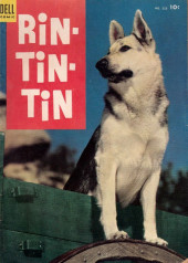 Four Color Comics (Dell - 1942) -523- Rin Tin Tin