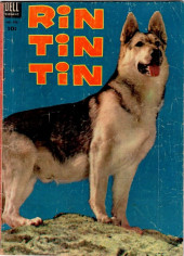 Four Color Comics (Dell - 1942) -476- Rin Tin Tin