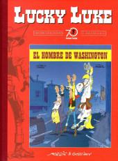 Lucky Luke (Edición Coleccionista 70 Aniversario) -63- El hombre de Washington
